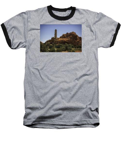 Kodachrome Hoodoo Baseball T-Shirt by Elizabeth Eldridge