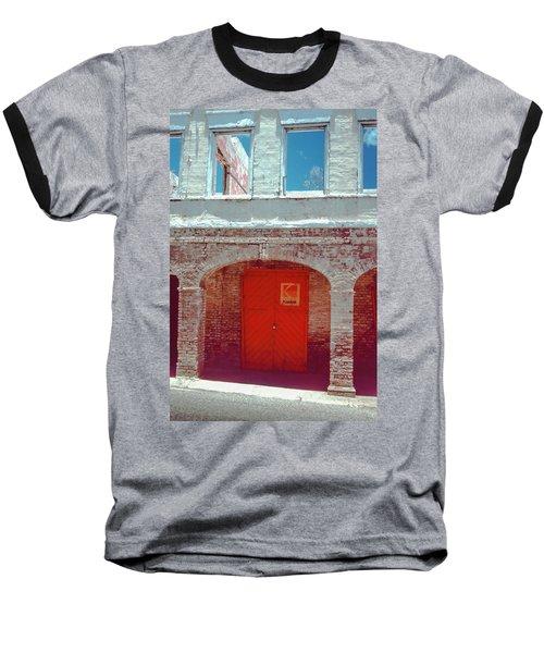 Kodak Door Baseball T-Shirt