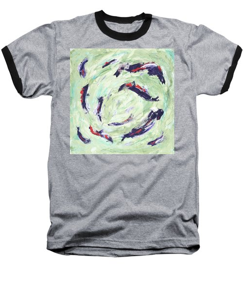 Koi Joy Baseball T-Shirt