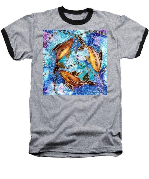 Koiful Baseball T-Shirt by Pat Purdy