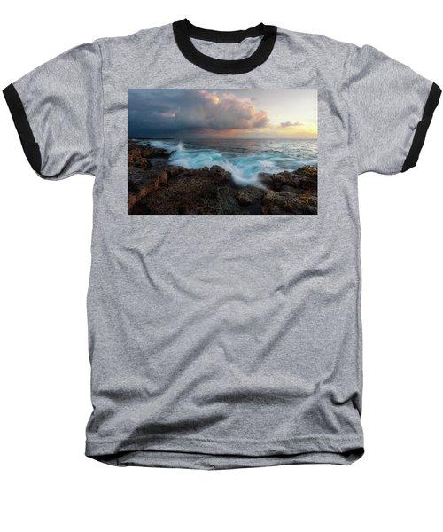 Kona Gold Baseball T-Shirt by Ryan Manuel