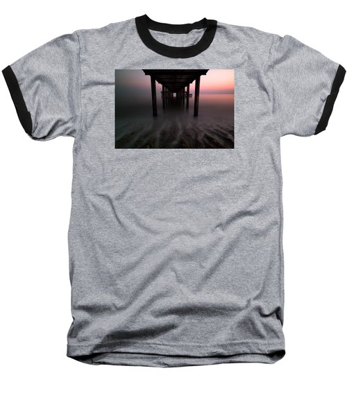 Konakli Pier Baseball T-Shirt