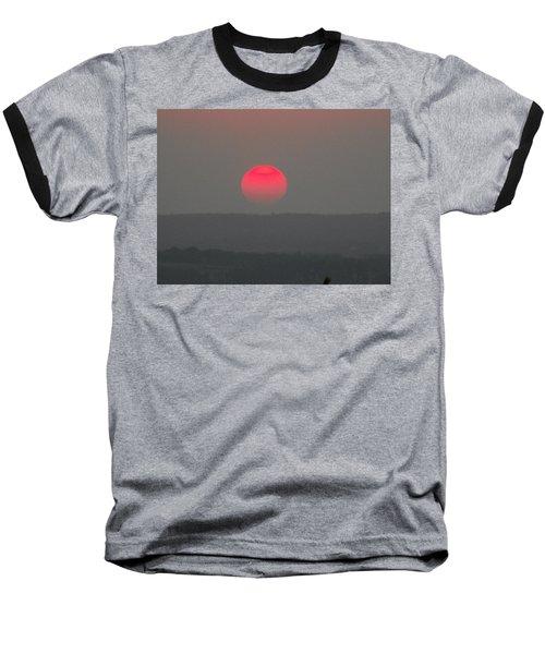 Konza Sunset Baseball T-Shirt
