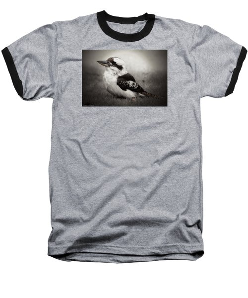 Kookaburra Beauty 01 Baseball T-Shirt