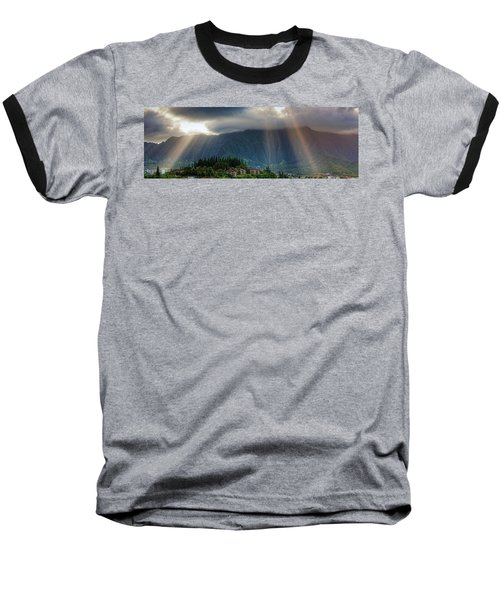 Koolau Sun Rays Baseball T-Shirt