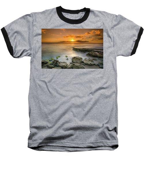 Koolina Sunset At The Cove Baseball T-Shirt