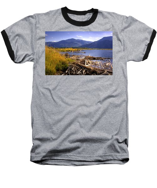 Kootenai Lake Bc Baseball T-Shirt