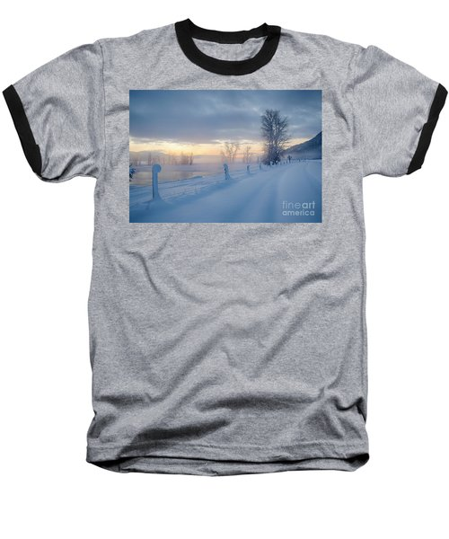 Kootenai River Road Baseball T-Shirt