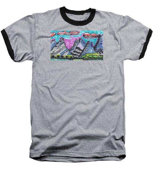 Korean Hills Baseball T-Shirt