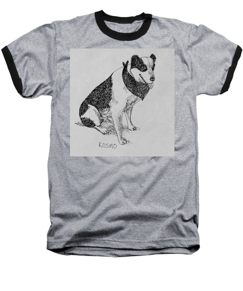 Kosmo Baseball T-Shirt