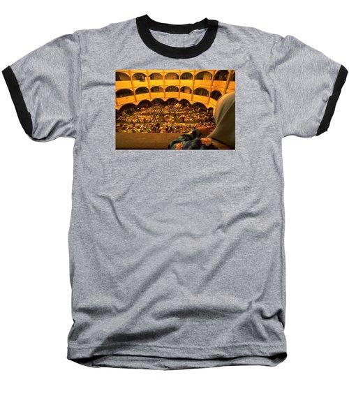 Kota Bahru Indoor Market Baseball T-Shirt