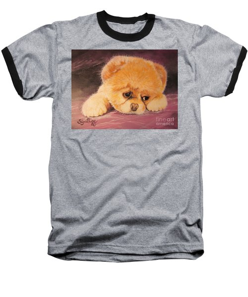 Flying Lamb Productions     Koty The Puppy Baseball T-Shirt