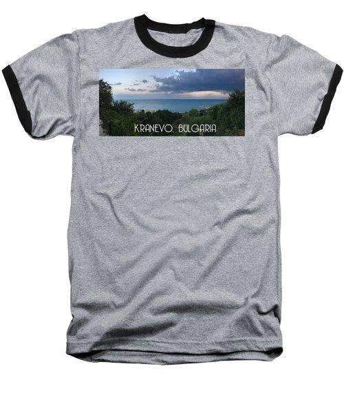 Kranevo Bulgaria Baseball T-Shirt