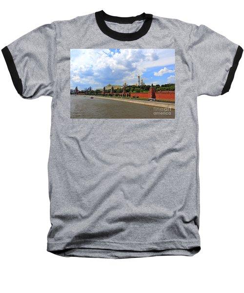 Kremlin Baseball T-Shirt