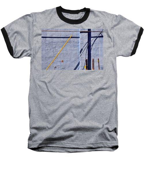 Krishna Blue Baseball T-Shirt