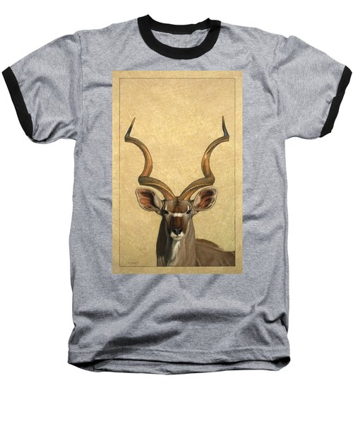 Kudu Baseball T-Shirt