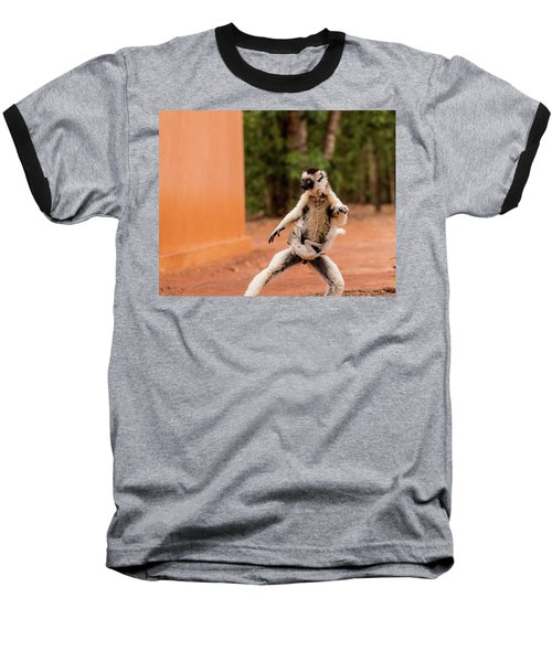 Kung Fu Mom Baseball T-Shirt
