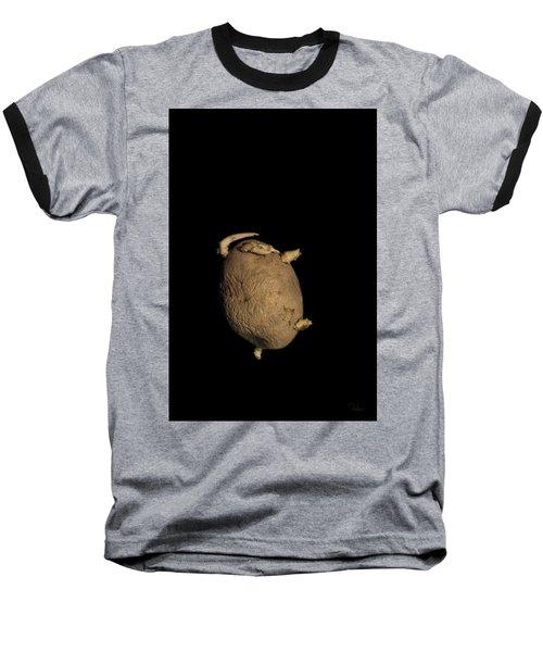 Kung-fu Potato Baseball T-Shirt