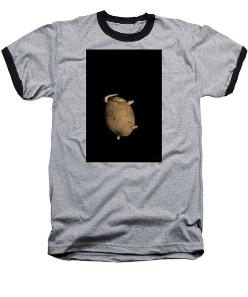 Kung-fu Potato Baseball T-Shirt
