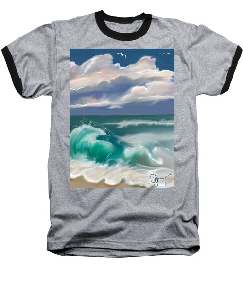 Kure Beach Baseball T-Shirt