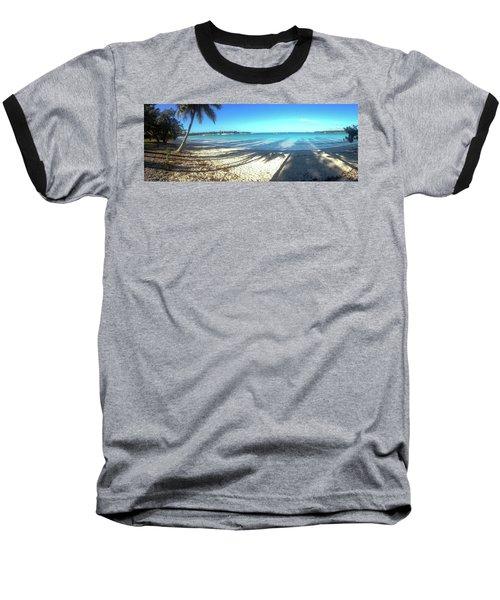 Kuto Bay Morning Baseball T-Shirt