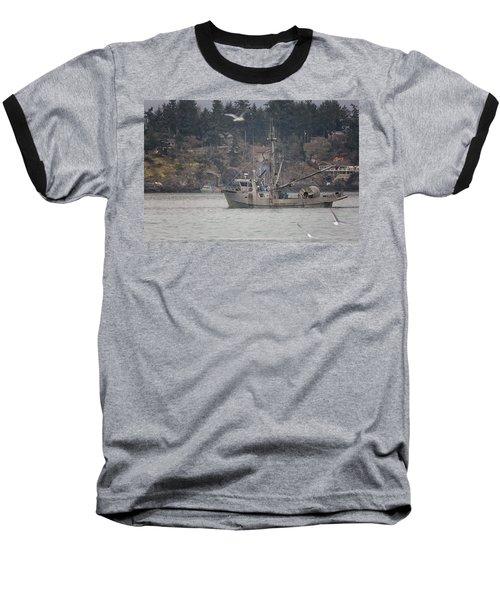 Kwiaahwah Baseball T-Shirt by Randy Hall