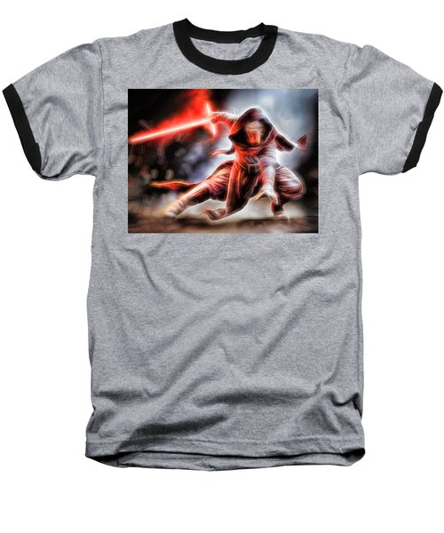 Kylo Ren I Will Fulfill Our Destiny Baseball T-Shirt