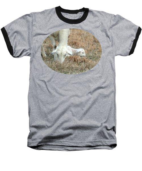 L Is For Lamb Baseball T-Shirt
