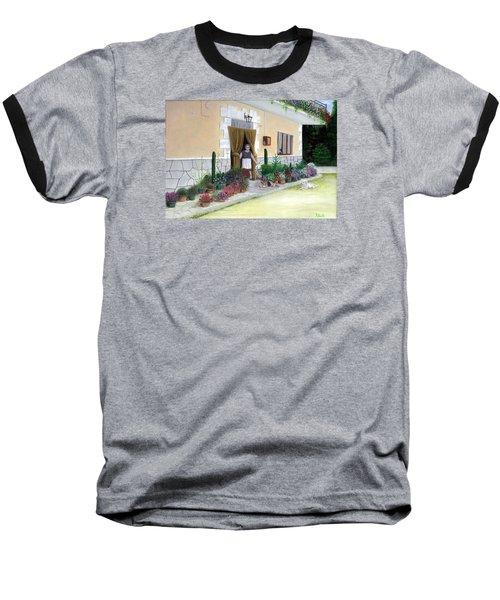 La Casa De Nonna Loreta Baseball T-Shirt