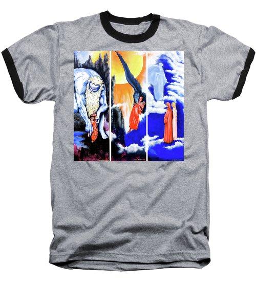 La Divina Commedia Baseball T-Shirt