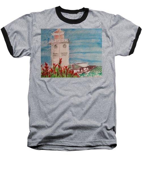 La Farmer's Market Baseball T-Shirt