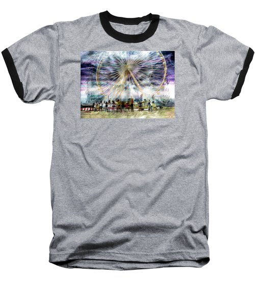 Flash Mob,k-pop, 2ne1 Baseball T-Shirt