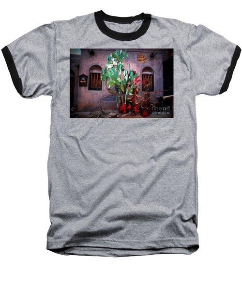 La Hacienda In Old Tuscon Az Baseball T-Shirt