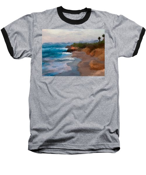 La Jolla California  Baseball T-Shirt