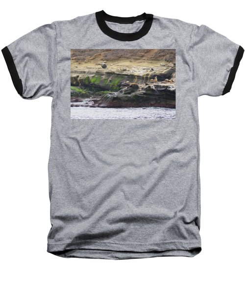 La Jolla Sea Lions Baseball T-Shirt
