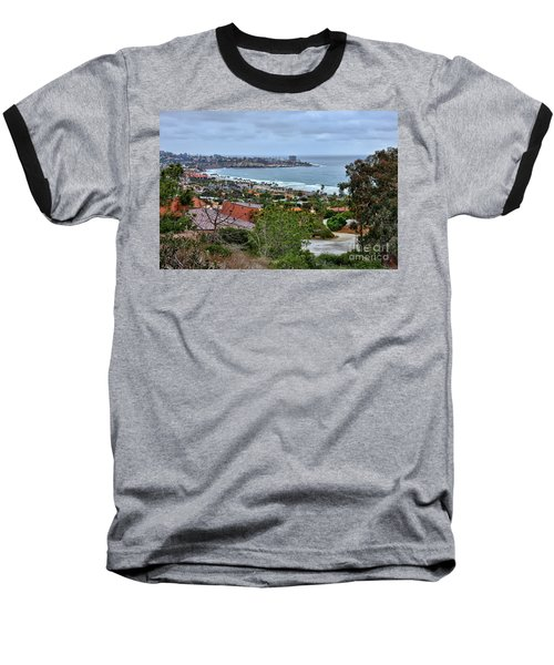 La Jolla Shoreline Baseball T-Shirt