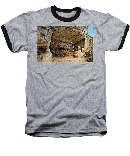 La Madeleine Ruins Baseball T-Shirt