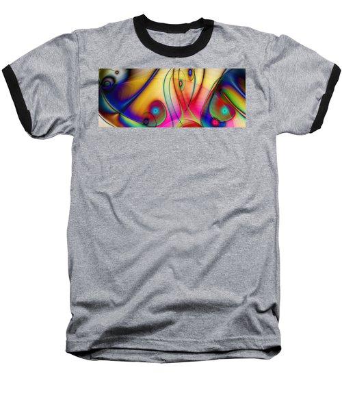 La Musica Llena El Aire Baseball T-Shirt