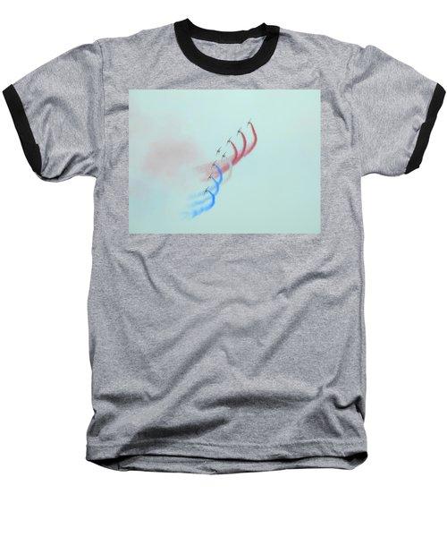 La Patrouille De France Baseball T-Shirt