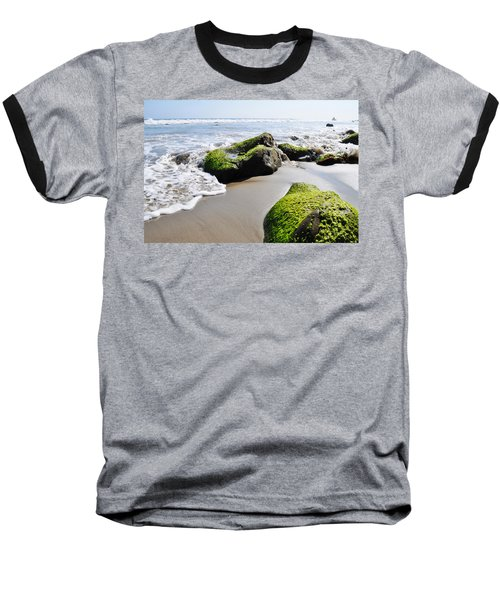 La Piedra Shore Malibu Baseball T-Shirt