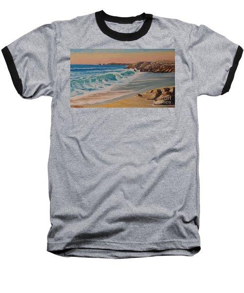 La Pointe Du Raz, Bretagne, France Baseball T-Shirt