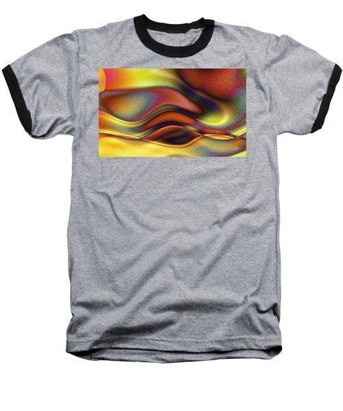 La Puesta Del Sol Baseball T-Shirt