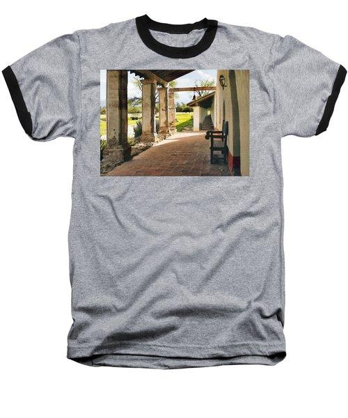 La Purisima Long View Baseball T-Shirt