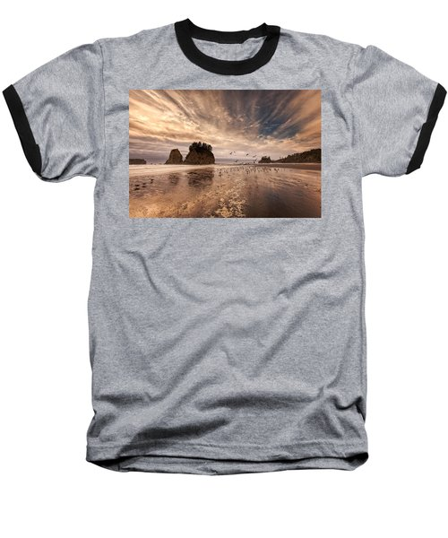 La Push Sunset Baseball T-Shirt