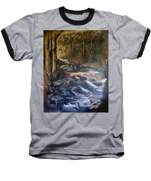 La Rance Baseball T-Shirt by Silk Alchemy