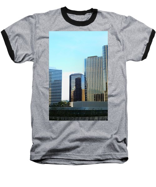 La Reflective Baseball T-Shirt