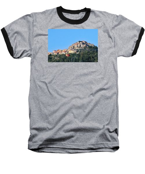 La Spezia Thru The Heart Of Tuscany To Florence Baseball T-Shirt by Allan Levin