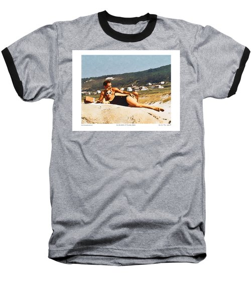 La Vida Dulce,the Sweet Life Baseball T-Shirt