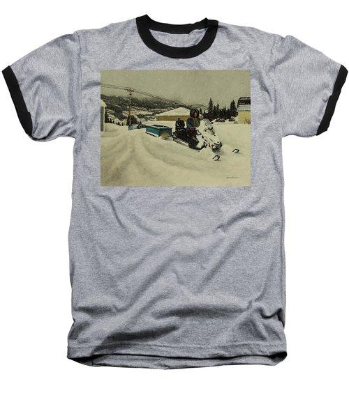 Labrador Nurse Baseball T-Shirt