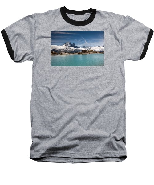Lac Blanc Baseball T-Shirt